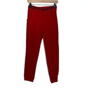 Ring of Fire • Boys Medium Red Sweatpants